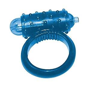 You2Toys- 5623190000- Anneau vibrant silicone bleu