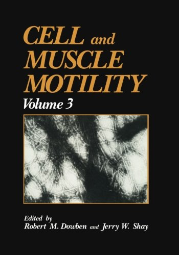 Cell And Muscle Motility (Volume 3)