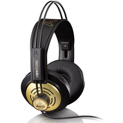 ヘッドホン おしゃれ AKG プロフェッショナルモニター・セミオープンヘッドフォン K121STUDIOをおすすめ