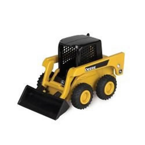 John Deere Excavator Toy, Yellow