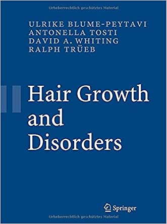 Hair Growth and Disorders written by Ulrike Blume-Peytavi