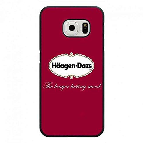 haagen-dazs-coquesamsung-galaxy-s6edge-haagen-dazs-logo-coquecreme-glacee-marque-haagen-dazs-coquesa