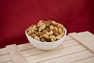 Deluxe Special Mixed Nuts 10 Pound Case Unsalted