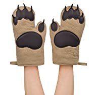 Fred & Friends BEAR HANDS Oven Mitts,…