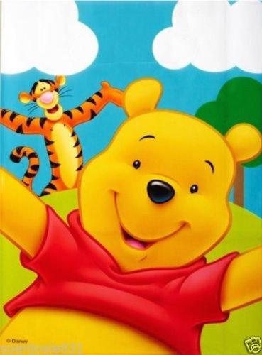 Disney Winnie the Pooh Treat Bags Pack of 8