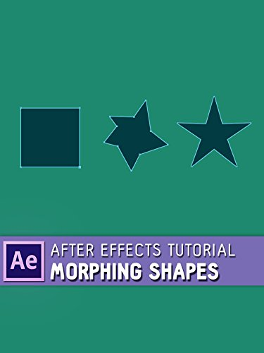 After Effects Tutorial - morphing Shapes