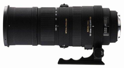 Sigma 150-500Mm F/5-6.3 Dg Apo Os (Optical Stabilizer) Hsm Autofocus Telephoto Zoom Lens For Pentax Af Cameras