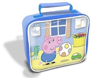 Spearmark Housewares Peppa Pig George Rectangle Lunch Bag: Amazon.co