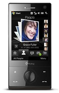 HTC P3700 Touch Diamond + G100 + Copilote FR Smartphone tactile Photo / Bluetooth / mp3 / vidéo / slot carte mémoire Noir