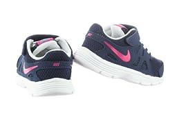 Nike Kids Fusion Run 2(TDV)#555092-400 (9.5C)