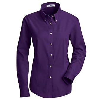 Buy Red Kap 1T11 Ladies LS Meridian Performance Shirt by Lee Clothing