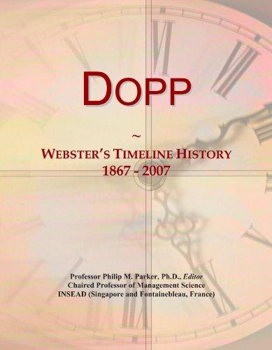 dopp-websters-timeline-history-1867-2007
