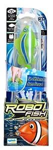 Splash Toys - 31314 - Figurine - Blister Robo Fish - Poisson Clown - Vert