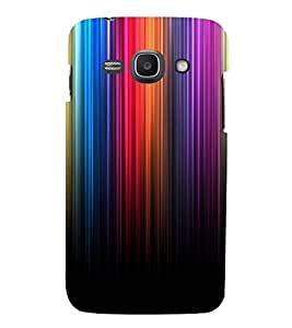 MULTICOLOURED CURTAINS PATTERN 3D Hard Polycarbonate Designer Back Case Cover for Samsung Galaxy Ace 3 :: Samsung Galaxy Ace 3 S7272