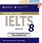 Cambridge IELTS 8 Audio CDs (2): Offi...