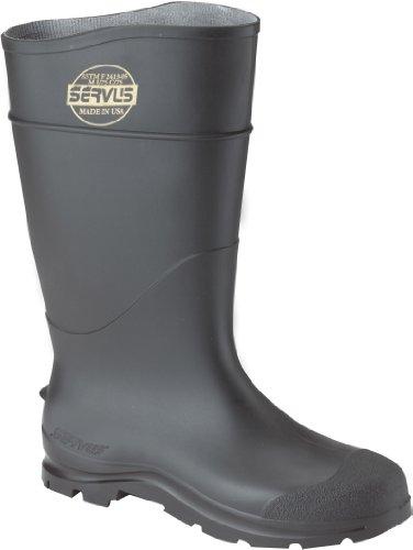 Honeywell Safety 18822-9 Servus Ct Economy Hi Boot For Men'S, Size-9, Black