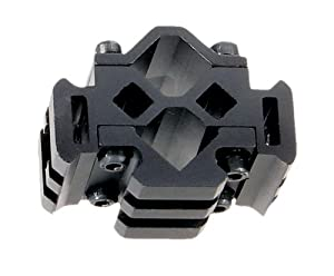 UTG Deluxe Tri-Rail Barrel Mount by UTG