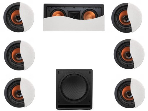 Klipsch Cdt-5800-Cii In-Ceiling System #10