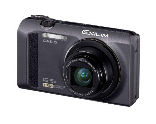 CASIO デジタルカメラ EXILIM ブラック EX-ZR100BK
