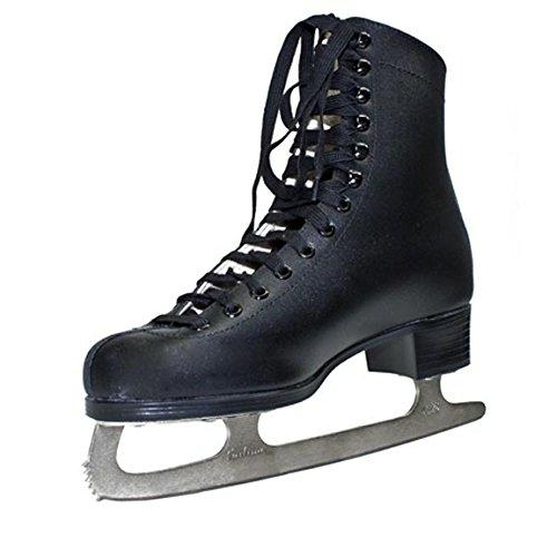 Eiskunstlauf-taille-3234-patins--glace-pour-enfant-noir-35-ice-rollers-pour-garon