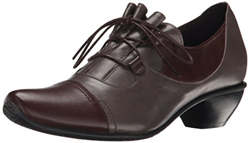 Fidji Women's V330 Oxford, Chocolate Grey, 39 EU/9 M US (Fidji 39 compare prices)
