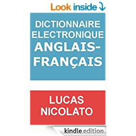 Dictionnaire Electronique Anglais-Fran�ais (Electronic Dictionaries t. 7) (French Edition)