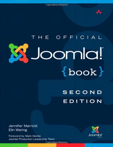 The Official Joomla! Book (2nd Edition)  0321821548 pdf