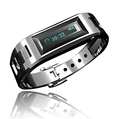 Phone-Family 2013 New Arrival Unique Design Bluetooth Bracelet Watch Auto Saving Energy Mode