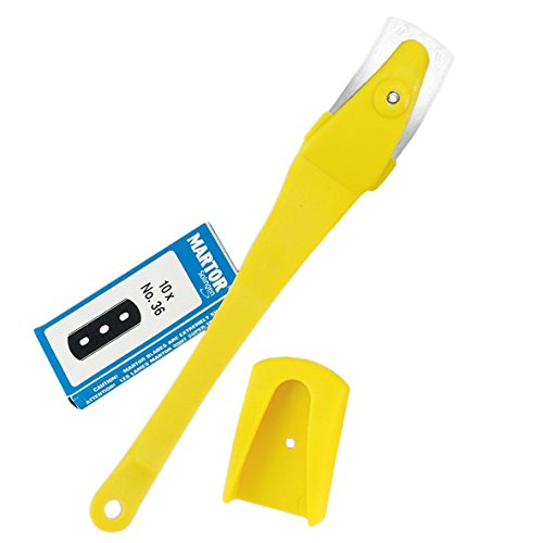 HIC Grignette Dough Blade with Refillable Blades