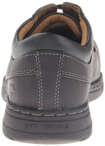 Timberland Pro Men S Branston Black Oxford Work Shoe
