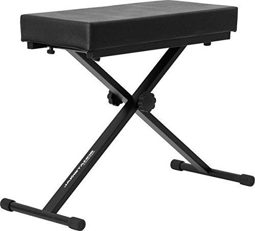 ultimate support js mb100 si ge pour clavier m dium noir bancs sieges tabourets piano. Black Bedroom Furniture Sets. Home Design Ideas