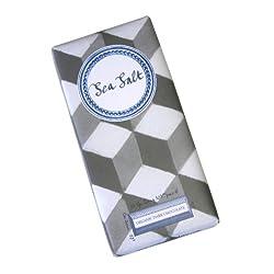 Sea Salt Organic Dark Chocolate Artisan Bar