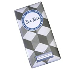 Sea Salt Organic Dark Chocolate Artisan Bar