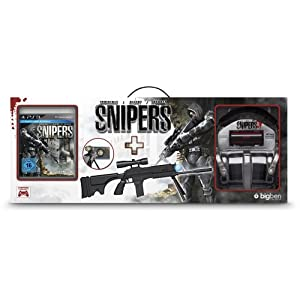 Snipers inkl. Sniper Gun & Headset (Collector Edition)
