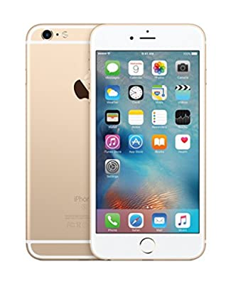 Apple iPhone 6s Plus (Gold, 16GB)