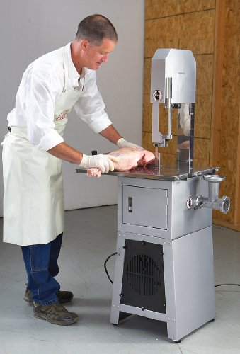 Professional Meat Cutting Band Saw with Built - in Grinder (Meat Saw Machine compare prices)