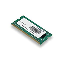 Patriot Signature 4GB DDR3 PC3-12800 1600MHz CL11 SODIMM Desktop Memory PSD34G160082S