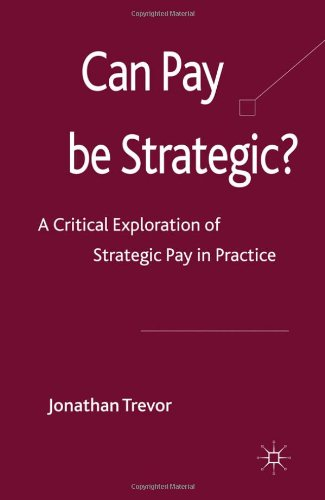 Can Pay Be Strategic?: A Critical Exploration of Strategic Pay in Practice (Identity Studies in the Social)