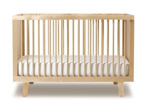 Oeuf Sparrow Crib Birch Furniture Baby Toddler Furniture