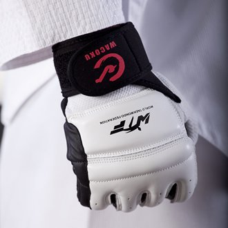 Wacoku WTF Approved Sparring Gloves Small