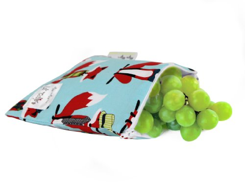 itzy-ritzy-reusable-snack-bag-smart-fox