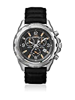 TIMEX Reloj de cuarzo Man Expedition Rugged Chronograph Negro