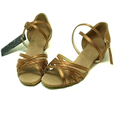 Buy Colorfulworldstore Five classic bronze with satin of Child Girls Latin Dance... by Colorfulworldstore