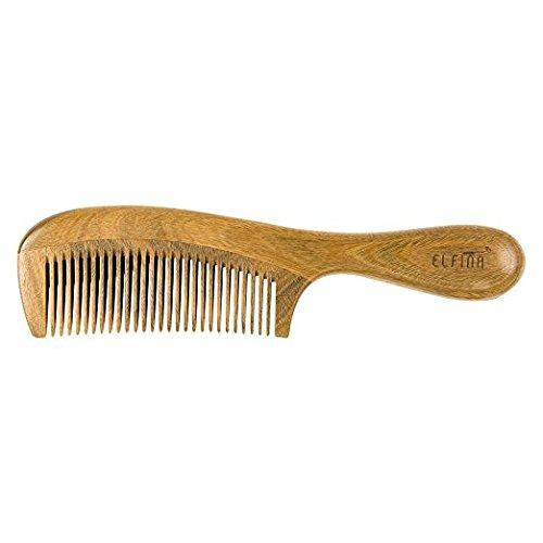 elfina-handmade-wooden-combs-standard-tooth-natural-green-sandalwood-comb-premium-gift-package-by-el
