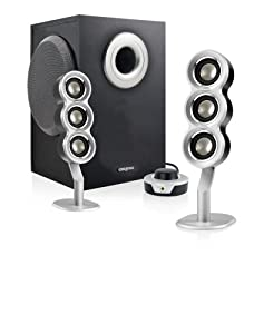 Creative Labs I-Trigue 3330 2.1 Multimedia Speaker System with NeoTitanium Driver Technology