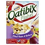 Weetabix Oatibix Flakes With Mixed Raisin & Sultana 475G