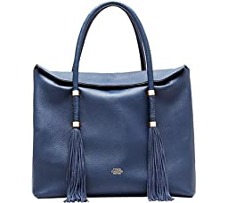 Vince Camuto Dessa Small Tote Bag, Dress Blue, One Size