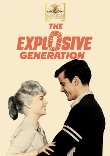 Cover art for  The Explosive Generation