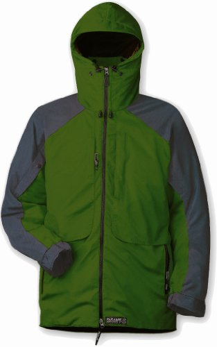 Páramo Directional Clothing Systems Alta II Jacket Men's Nikwax Analogy - Fir Green, Small