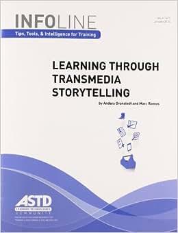 Learning Through Transmedia Storytelling (Infoline)